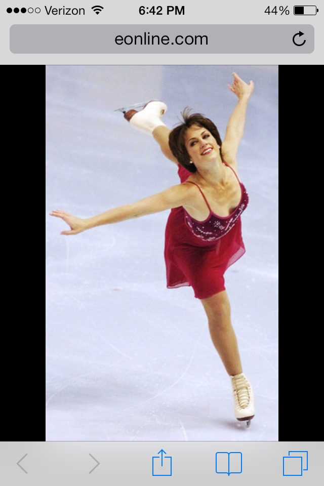 The Iconic Gold Medal Winner Dorothy Hamill