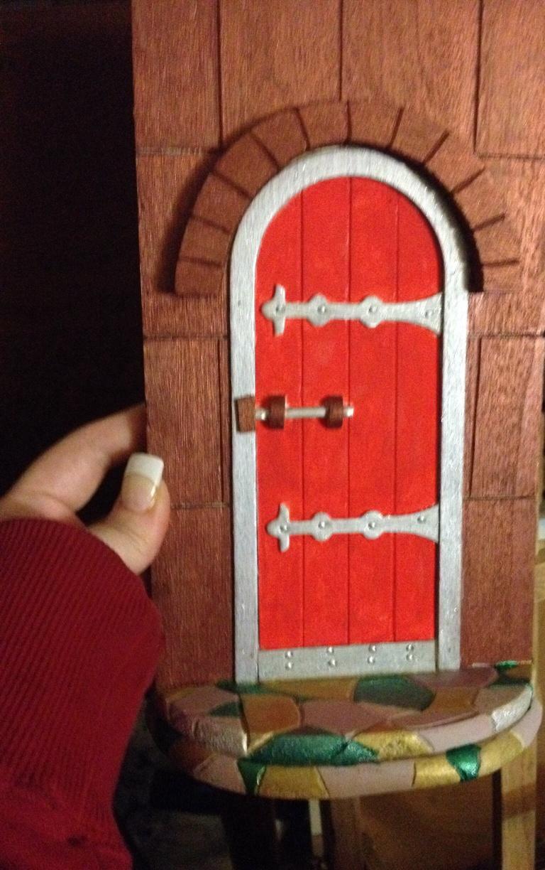 My Medieval Times Fairy Door