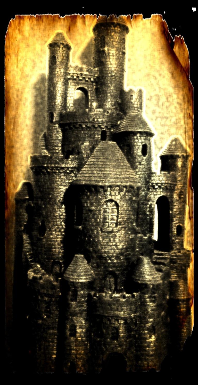 The Dragon's Castle