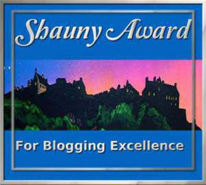 I Received the Shauny Award for Blogging Excellence
